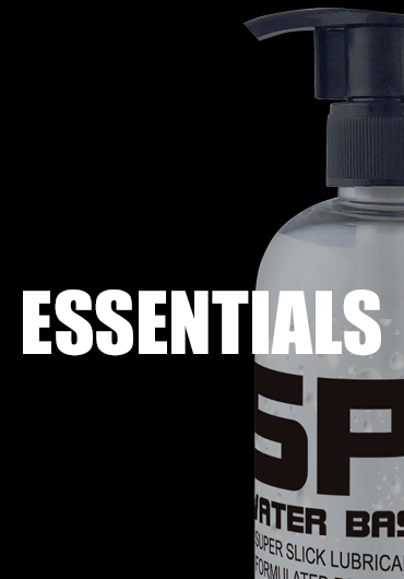 With lubricants, condoms, gifts and so much more in our essentials section, Clonezone is your one-stop-shop for all your essentials.